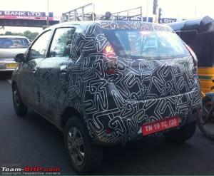 Datsun-Redi-Go-rear-quarter-spied